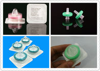 China Pharmaceutical Process Equipment 0.22μm Syringe Filters for Steroids Liquid factory